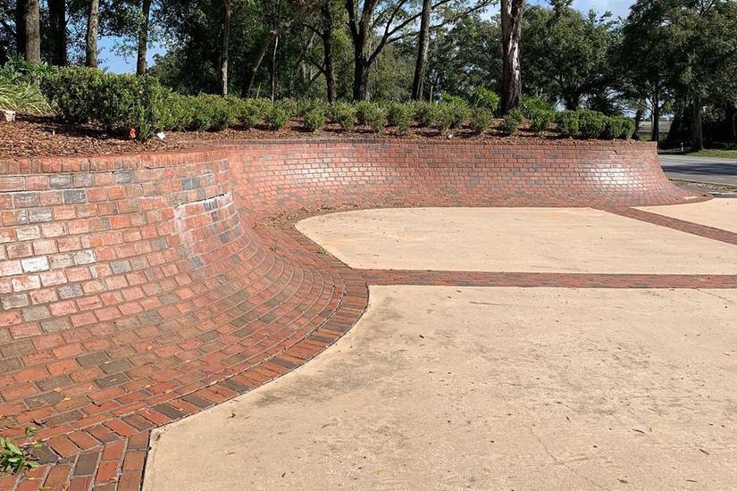 Image for skate spot Brick Quarters