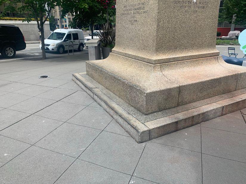 Image for skate spot McGraw Square - Monument Square