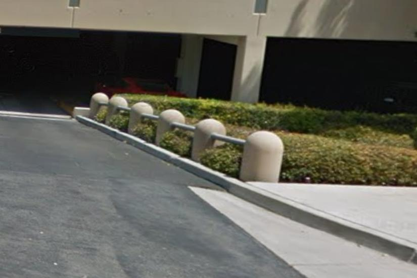 Image for skate spot Flatbar pop out, Aliso Viejo