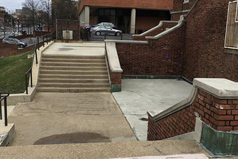 Preview image for Howard University 9 Stair Hubbas