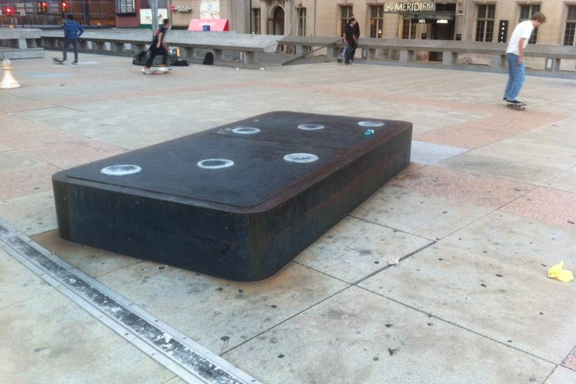 Image for skate spot Municipal Plaza