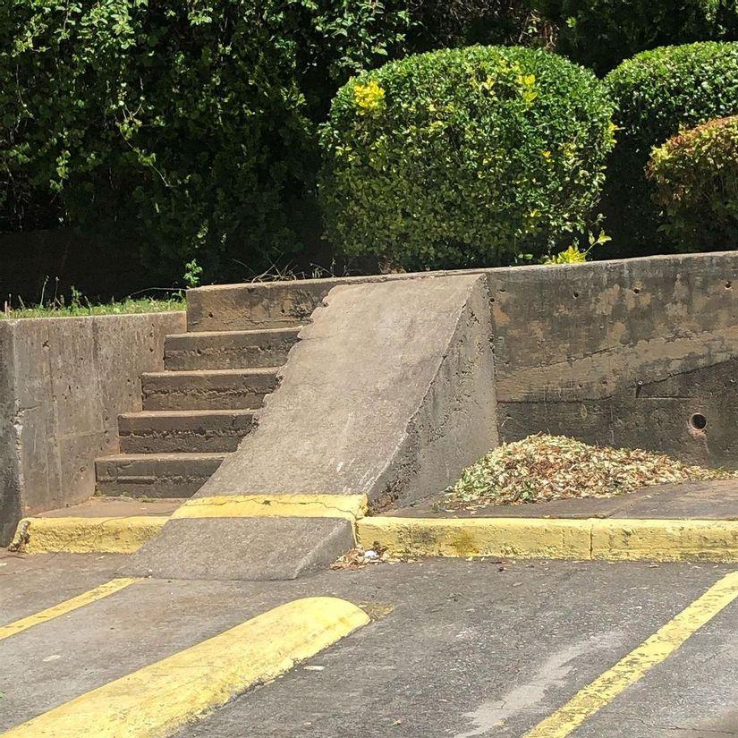 Image for skate spot Glen Royal Inn Bank