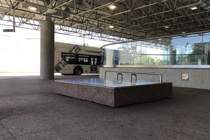 Image for skate spot Bus Stop Ledge