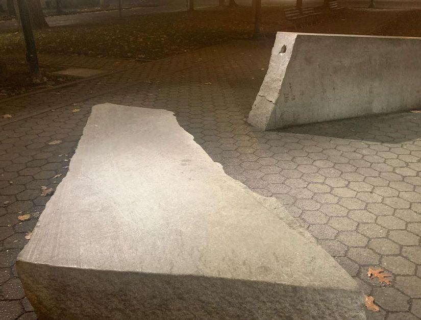 Image for skate spot SW Park Blocks