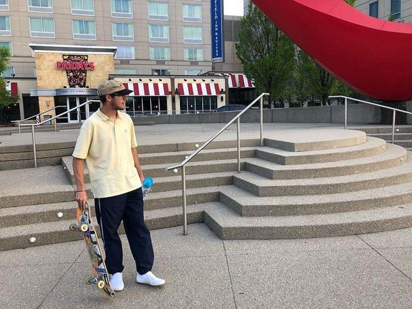 Image for skate spot Fairfield Inn & Suites Hubba