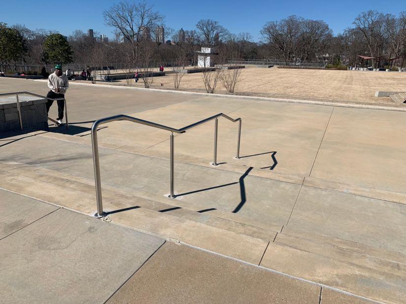 Image for skate spot Grant Park Community Plaza