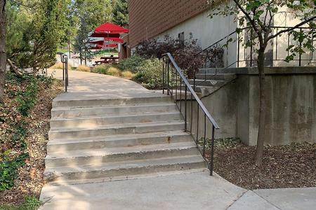 Preview image for U of U 7 Stair Rail