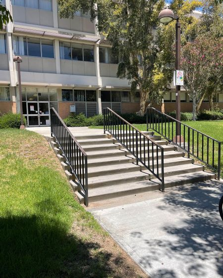 Preview image for CSU Northridge - 8 Stair Rail