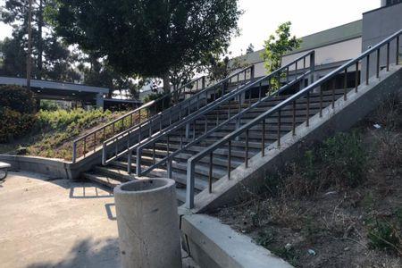 Preview image for Blair High School 14 Stair Rail
