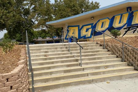 Preview image for Agoura High School 10 Stair Cut Off Rail