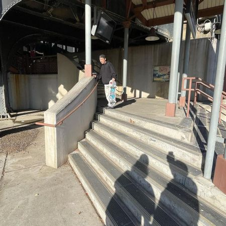 Preview image for Newark Broad Street Station - 6 Stair Hubba