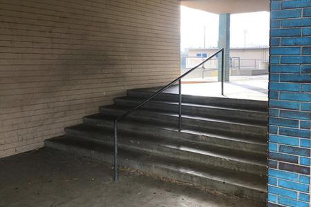 Preview image for Yucaipa High School 6 Stair Rail