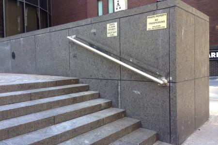 Preview image for Beekman Theater 7 Stair / Wall Rail