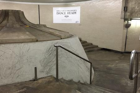 Preview image for City Hall Station Wallride