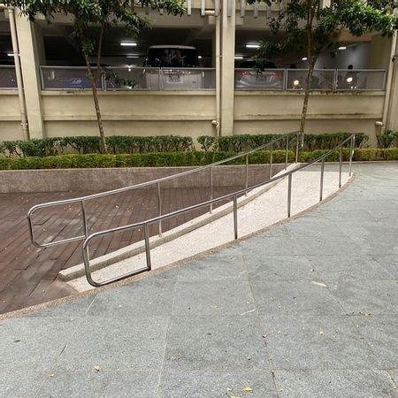 Preview image for Sunshine Court Handicap Rail