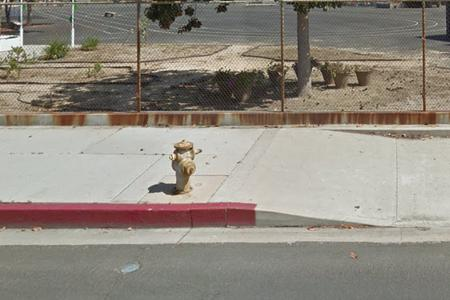 Preview image for Bump over hydrant to curb