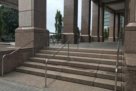 Preview image for Kinked 6 Stair Rail