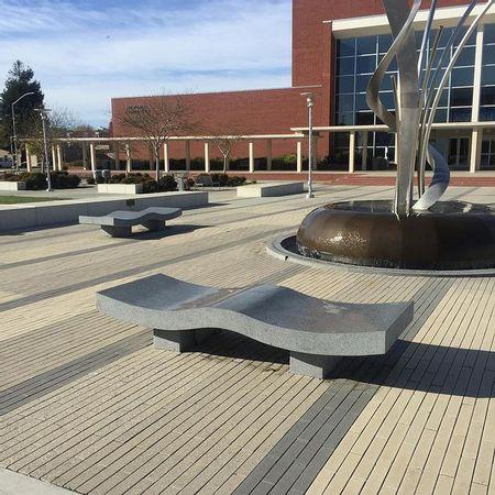 Preview image for Richmond Civic Center Plaza Wave Ledges