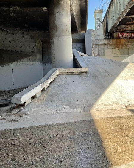 Preview image for Arroyo Seco Bridge Hubba