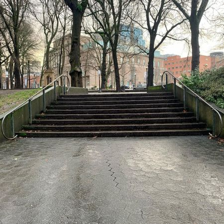 Preview image for South Park Blocks 9 Stair Rail
