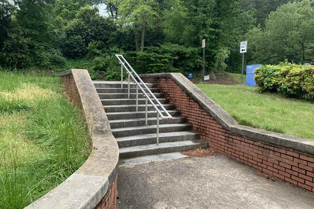 preview image for Decatur Post Office 10 Stair Pop Out Hubba