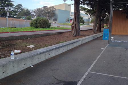 Preview image for Basketball Court Ledges