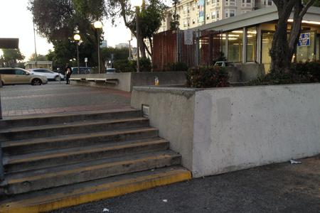 Thumbnail for Lake Merritt Bart 6 Stair Out Ledge