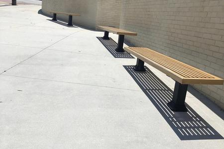 preview image for Metal Benches