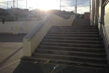 Preview image for Clipper 12 Stair Hubba