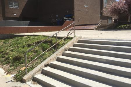 Preview image for Rhodes Elementary 8 Stair Rail