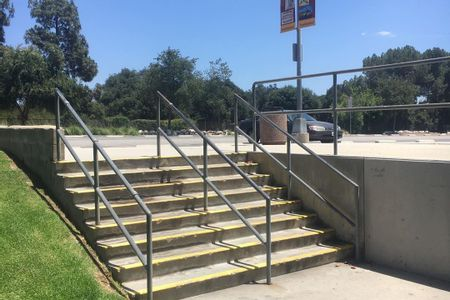 Preview image for La Cañada High School 8 Stair Rail