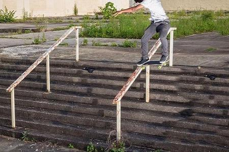 Preview image for Stewart Lakewood 9 Stair Rail