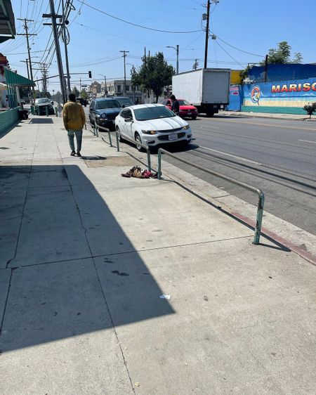 Preview image for San Pedro St - Flat Rails