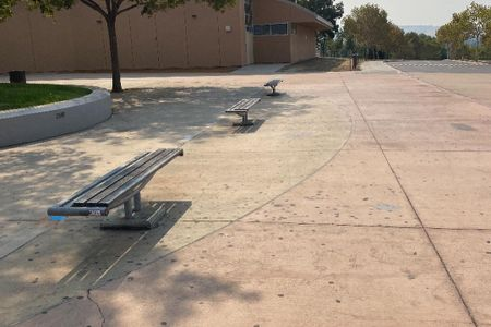 Preview image for Evergreen Valley High School Benches