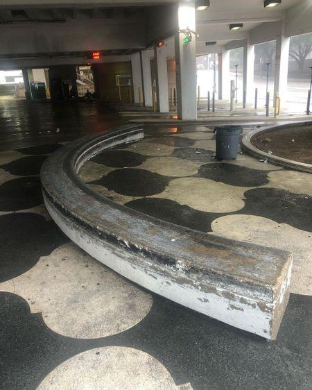 preview image for San Jacinto Parking Deck Curve Ledge