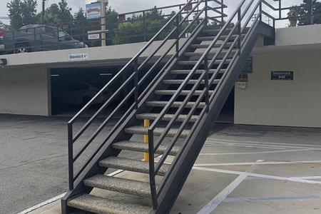 preview image for Parking Deck 15 Stair Rail