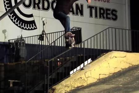 Preview image for Tire Pros 8 Stair Rail