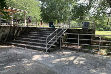 Preview image for Shoal Creek Park 9 Stair Rail