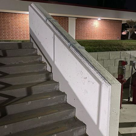 Preview image for Glen A. Wilson High School 10 Stair Hubba