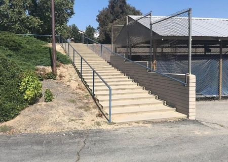 Preview image for Yucaipa High School - 34 Stair Rail