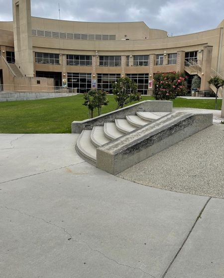 Preview image for Cal Poly Pomona - 6 Stair Hubba