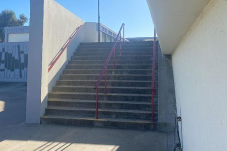 Preview image for Seaside High School 15 Stair Rail
