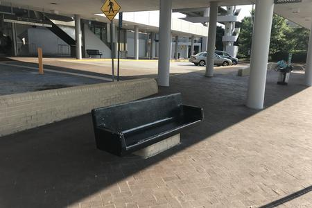 Preview image for King Memorial Marta Benches