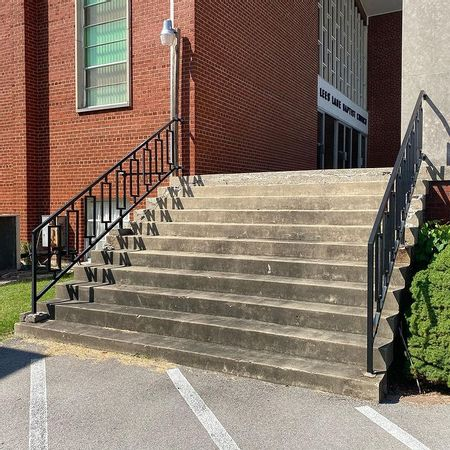 Preview image for Lee's Lane Church 11 Stair Rail
