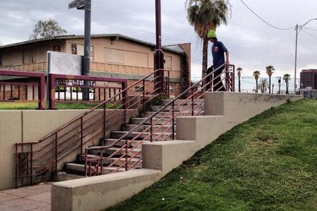 Preview image for Margaret T. Hance Park 11 Stair