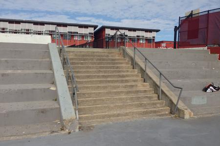 preview image for Lincoln High School 14 Stair