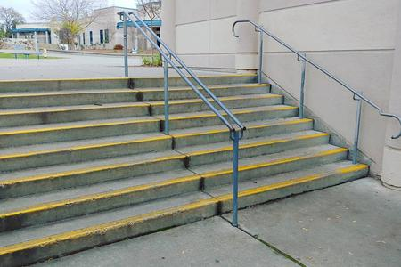 Preview image for Folsom High School 8 Stair Rail