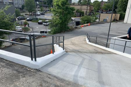 Preview image for Parking Deck Down Rail