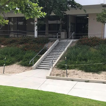 Preview image for Moorpark College 18 Stair Rail