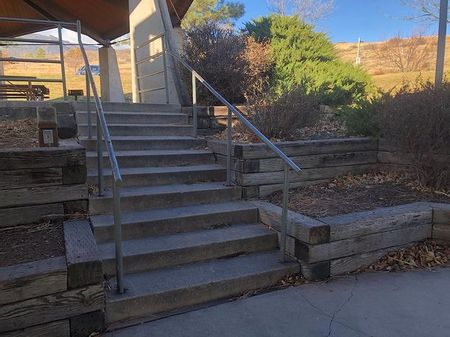 Preview image for Bear Creek Park 10 Stair Rail